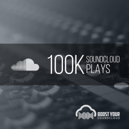 Buy 100k Soundcloud Plays