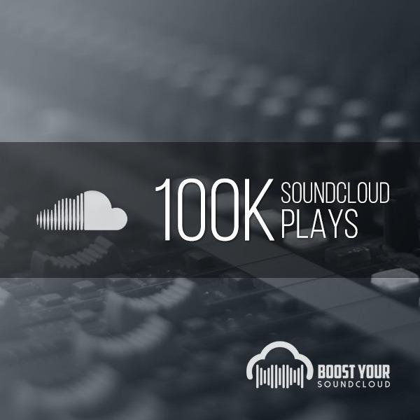 Buy 100k Soundcloud Plays