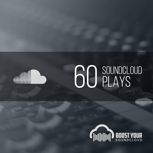 60 Soundcloud Plays Free Trial